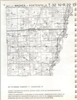 Wagner, Porterfield T32N-R22E, Marinette County 1973